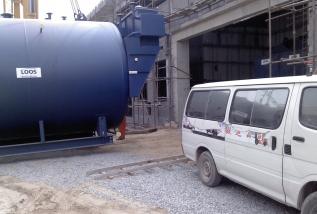 大型锅炉搬运